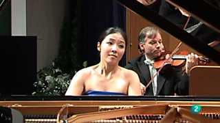 Concurso Internacional de piano de Santander Paloma O'Shea 2012 - Segunda semifinal