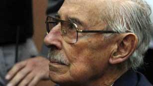 Un tribunal de Buenos Aires ha condenado a 50 años de prisión al exdictador Jorge Rafael Videla