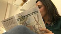 Ir al Video'El conejito que quiere dormirse': un cuento que, según su autor, ayuda a dormir a los niños