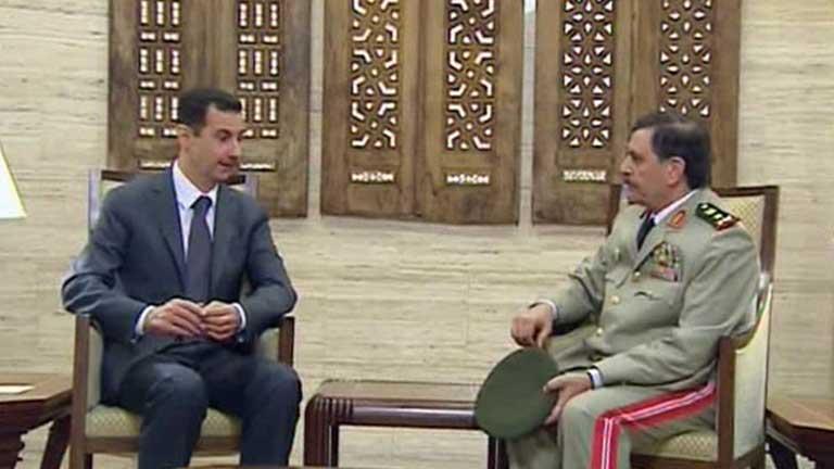 Bashar al Asad reaparece tras el atentado en Damasco