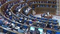 Ir al VideoEl Congreso aprueba 19 propuestas de resolución, 15 del PP, tres de CiU y una de UPN