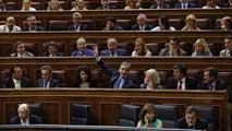 Ir al VideoEl Congreso rechaza, con los votos del PP y UPN, las enmiendas a la totalidad de los Presupuestos 2016