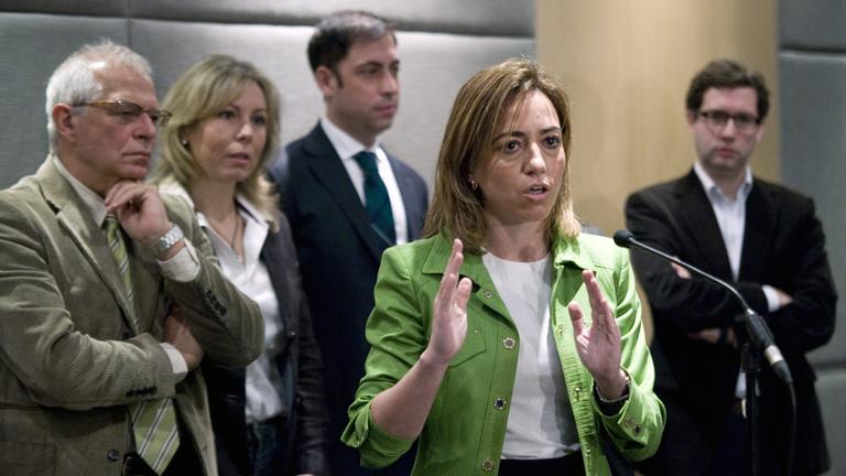 El congreso de los socialistas en Sevilla ha empezado con retraso