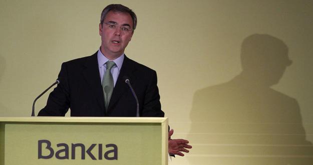El consejero delegado de Bankia, José Sevilla
