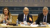 Ir al VideoEl Consejo de Política Fiscal y Financiera mantiene los objetivos de déficit autónomico