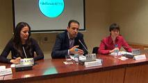 Ir al VideoLos Consejos de Informativos de RTVE presentan una nueva fase de la campaña 'Defiende RTVE'