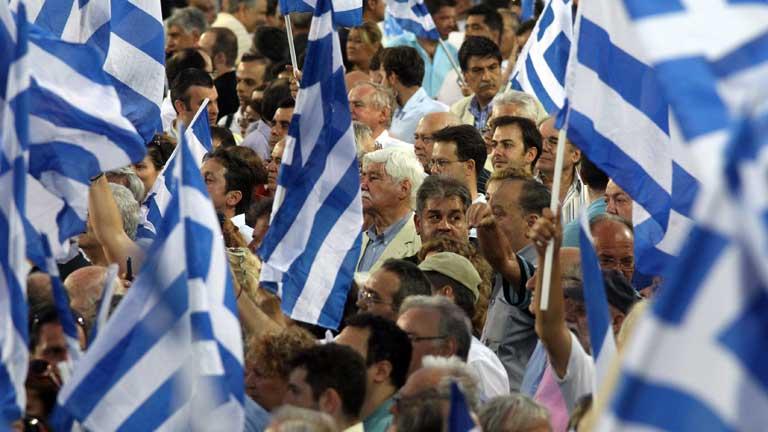 Los conservadores griegos ganan sin mayoría absoluta