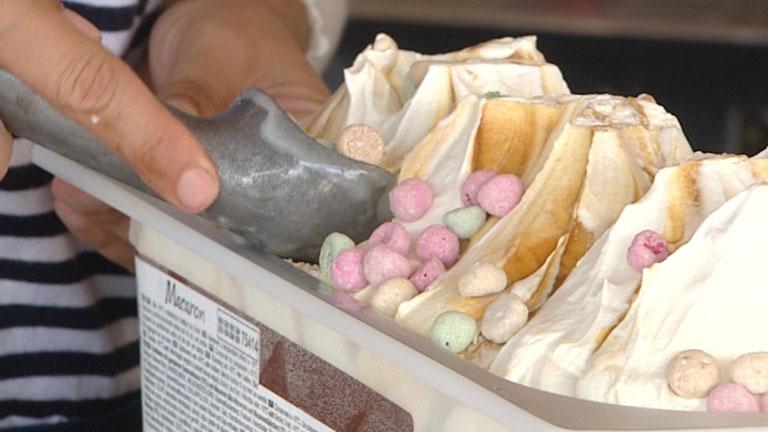 Los fabricantes de helados prevén vender 300 millones de litros