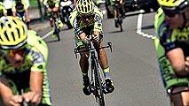 Contador busca la gloria en el Tour de Francia