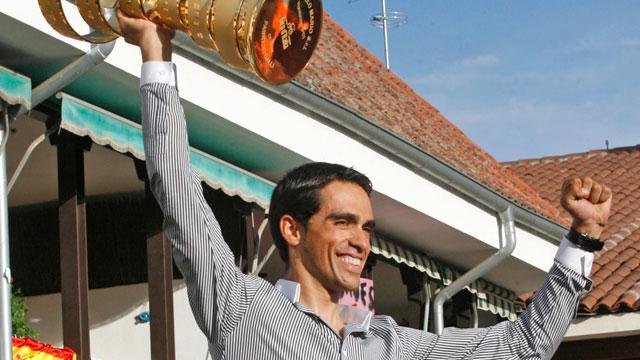 """Contador para TVE: """"Hay que ser optimista"""""""