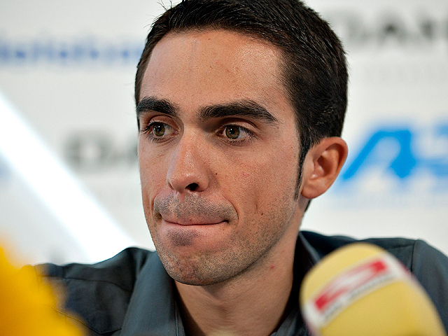 Contador, optimista con el proceso