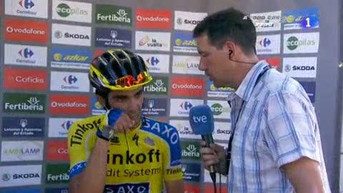 """Contador: """"Para mí es como una victoria"""""""