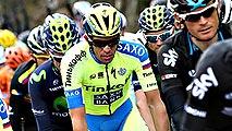 Contador, Quintana, Froome y Nibali aprietan los dientes de cara al Tour de Francia 2015
