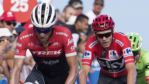 Contador renace en Alcossebre; Lutsenko se lleva la etapa