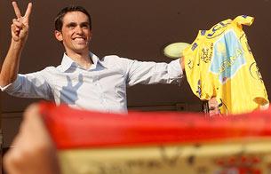 Contador, el rey de Pinto