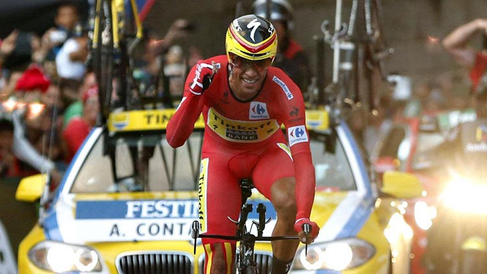 Contador se volvió a levantar en este 2014