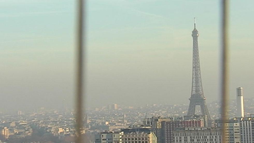 La contaminación atmosférica, uno de los problemas más importantes de las grandes ciudades