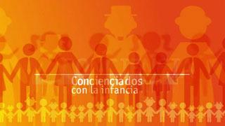 Hasta el próximo jueves en TVE sigue la campaña de Concienciados con la Infancia
