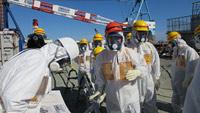 Ir al VideoContinúa la fuga de agua radiactiva de Fukushima