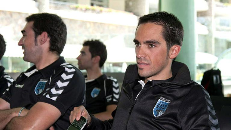 Continúa la incertidumbre para Contador