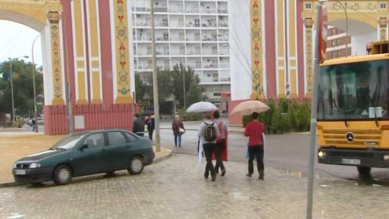 Continúa la lluvia en casi toda España