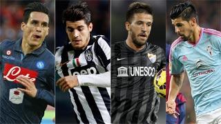 Continúa la renovación de la 'Roja' con 4 nuevos convocados