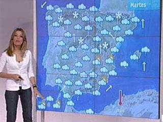 Continúan las lluvias en la península