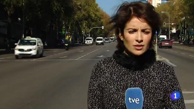 Continúan las restricciones al tráfico en Madrid