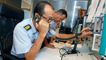 Ir al VideoContinúan los trabajos para recuperar los cuerpos de los militares del helicóptero siniestrado en el Atlántico