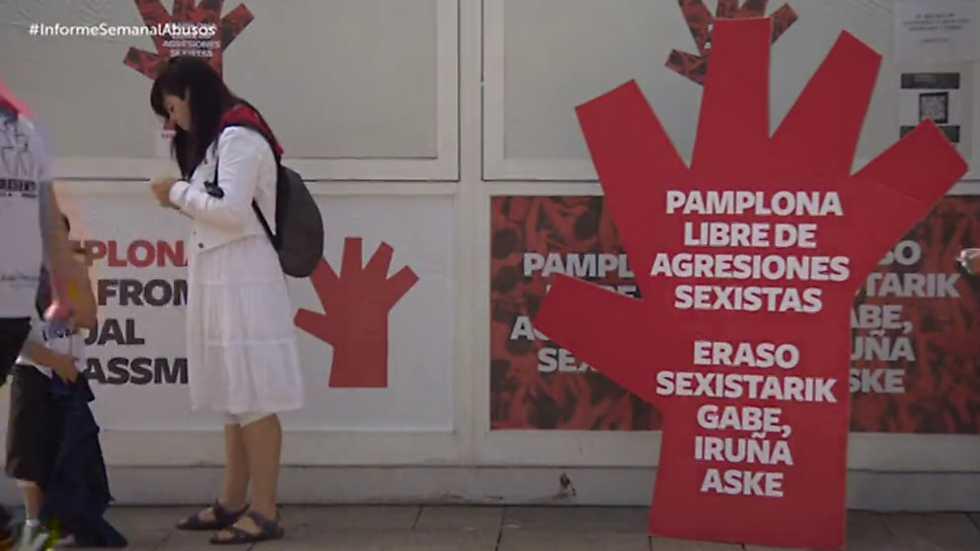 Informe Semanal - Contra los abusos sexuales