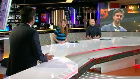 Ir al VideoLas contradicciones sobrevuelan el posible retorno de Pau Gasol al Barça
