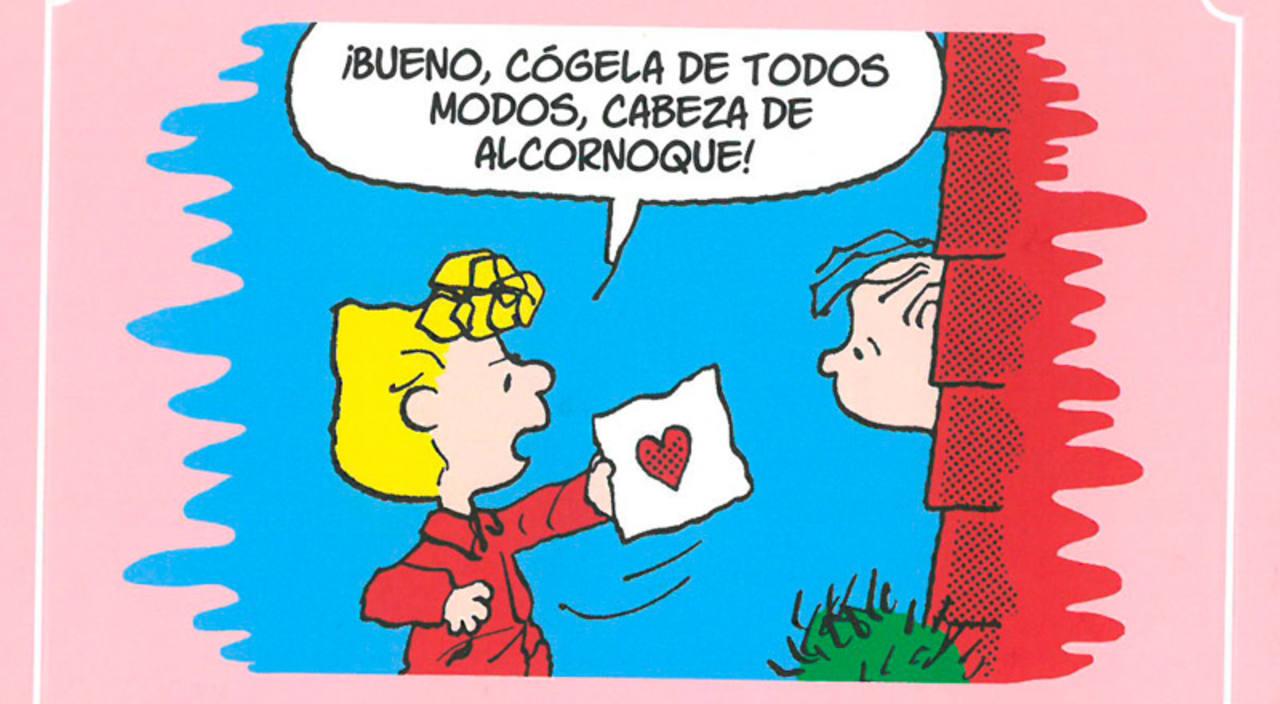 Contraportada de 'Un San Valentín para Carlitos'