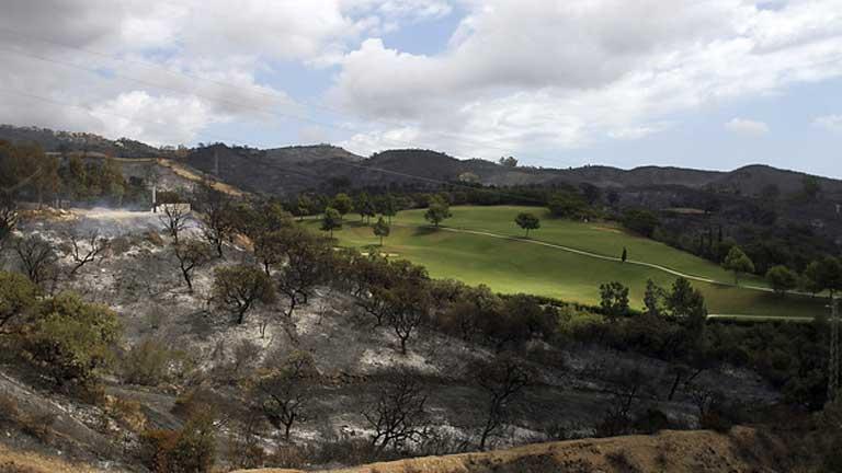 Decreto urgente para los afectados por incendios