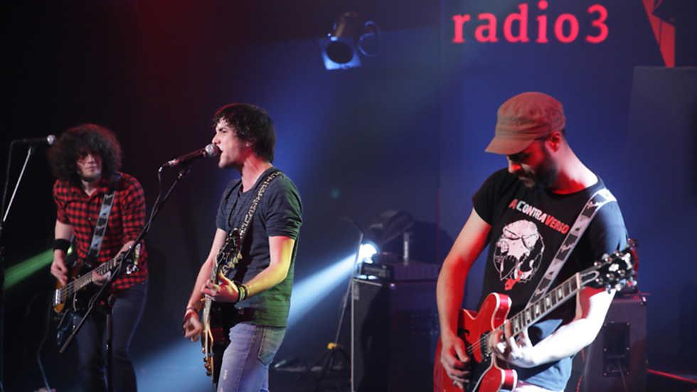Los conciertos de Radio 3 - A contraverso