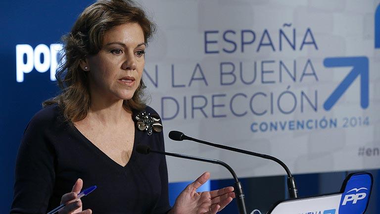 Convención del PP en Valladolid sin la asistencia de José Mª Aznar ni Mayor Oreja