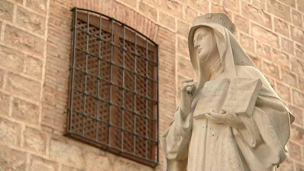 El Día del Señor - Convento de Santa Teresa de Beas del Segura (Jaén)