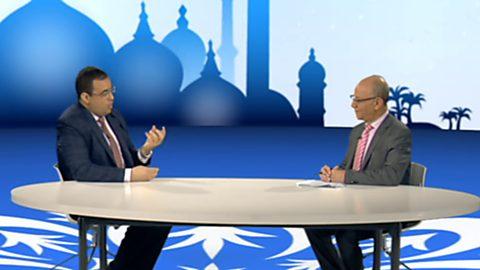 Medina en TVE - La convivencia en la mezquita
