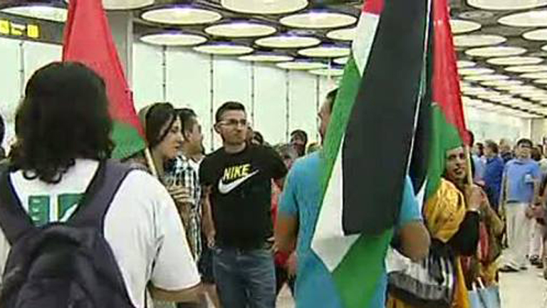 Los cooperantes insisten en que los campamentos saharauis son seguros