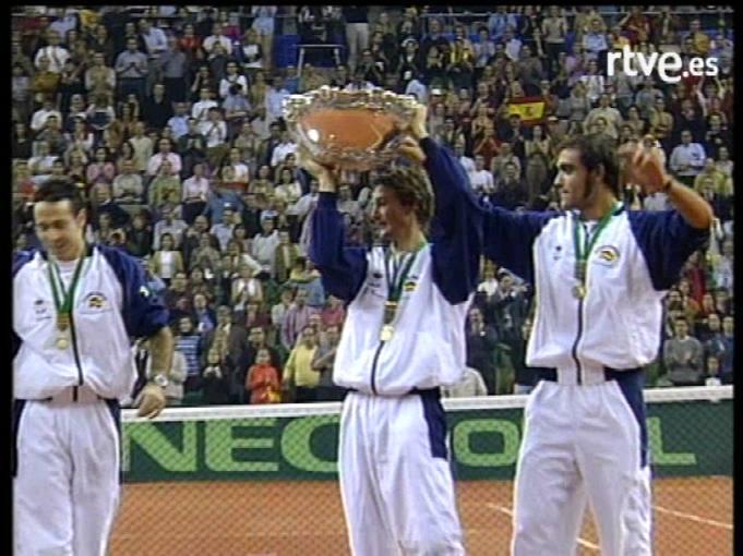 Copa Davis 2004: entrevistas a los campeones