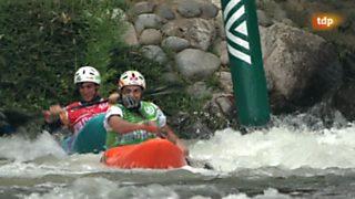 Piragüismo - Copa del Mundo Slalom. Prueba La Seu D'Urgell