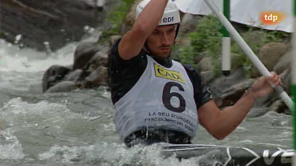 Piragüismo - Copa del mundo de Slalom (La Seu d'Urgell)