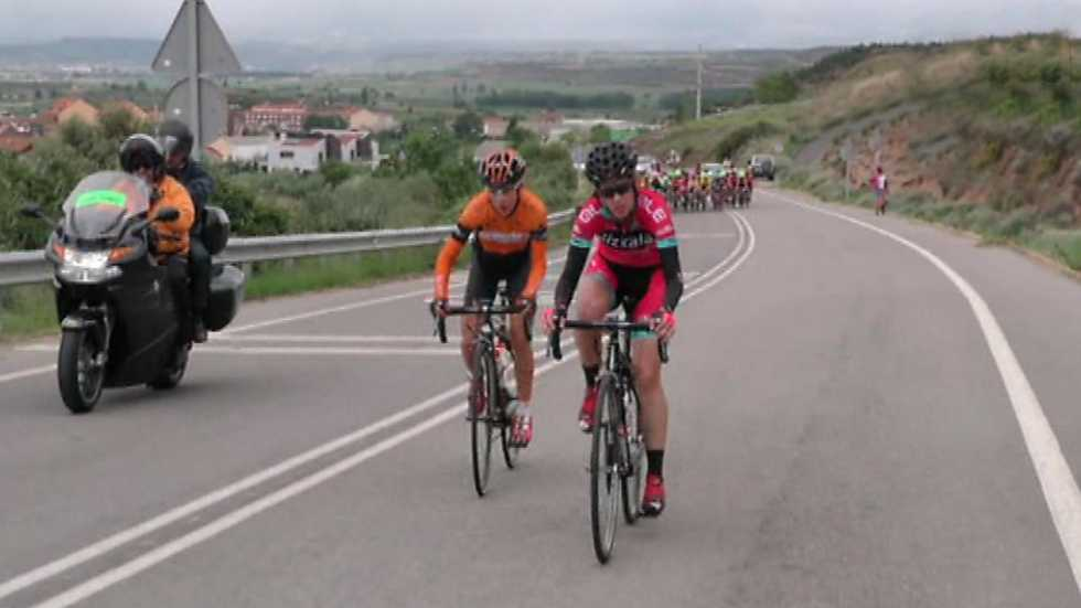Ciclismo - Copa de España de Féminas. Prueba Villamediana Iregua