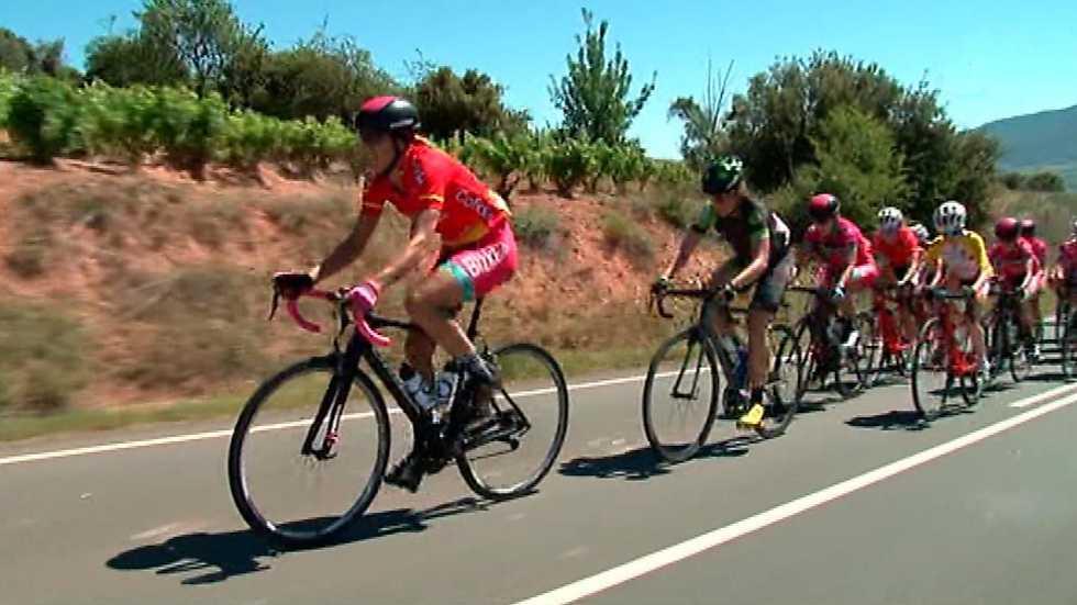 Ciclismo - Copa de España Féminas. Prueba Entrena (La Rioja)