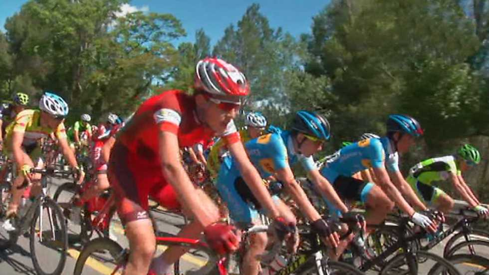 """Ciclismo - Copa de España Junior """"Cursa del Llobregat 2016"""""""