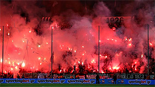 La Copa griega, suspendida por los disturbios en el Paok - Olympiakos