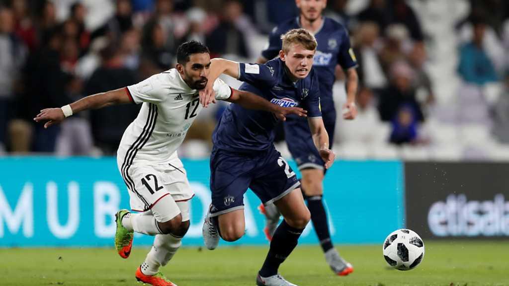 Fútbol - Copa Mundial de Clubes: Al-Jazira - Auckland City FC desde Al Ain (Emiratos Árabes)