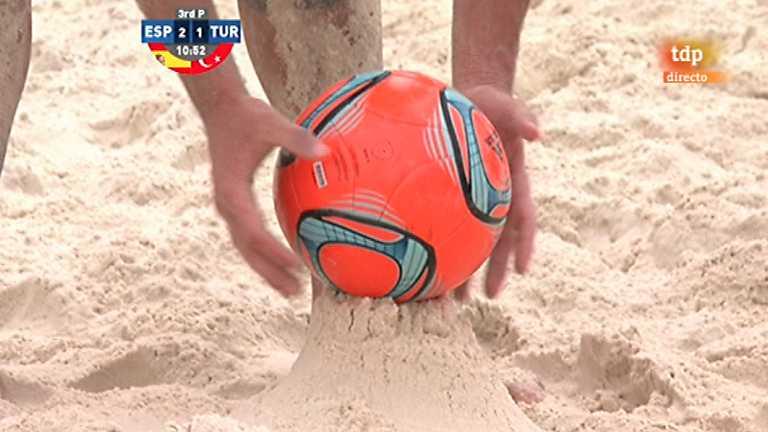 Fútbol playa - Torneo de clasificación de la Copa del Mundo 2013: