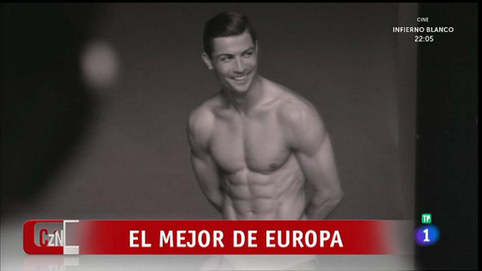 Corazón - Cristiano Ronaldo el mejor de Europa