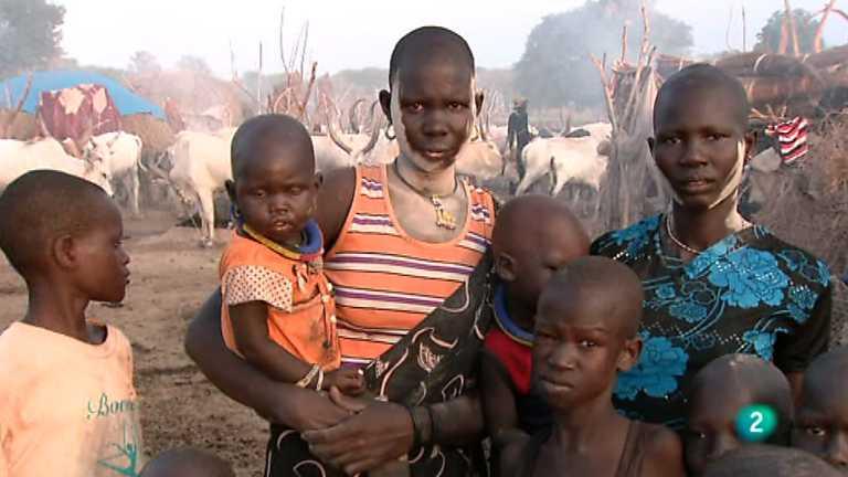 Pueblo de Dios - En el corazón de los Dinka