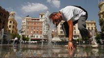 Ir al VideoCórdoba registra la temperatura más alta durante la ola de calor en España